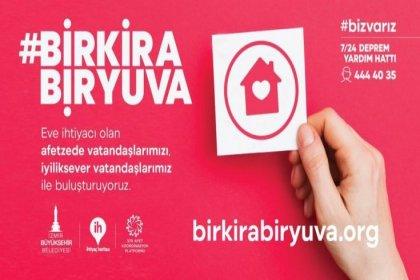 Tunç Soyer paylaşmıştı; #BirKiraBirYuva kampanyasına 5 saat içinde 2 milyon TL'lik kira bağış desteği geldi