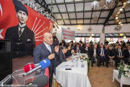 Tunç Soyer: Urla'da meclis üyelerinden biri başkan seçilecek