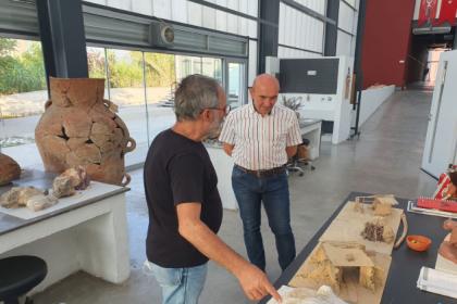 Tunç Soyer'den İzmirlilere 8 bin 500 yıl önceki 'İlk İzmir'i' ziyaret çağrısı