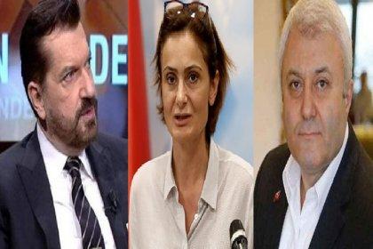 Tuncay Özkan'ın Mektubu Kime? sorusu tartışma yarattı; Kaftancıoğlu'ndan Bayrakçı'ya: İş koparabilmek için ahlaksız bir süreç tarif etmişti