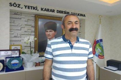Tunceli Belediyesi'nde işçilerin maaşları ödendi, başkan, başkan yardımcıları ve müdürlere ödeme yapılamadı