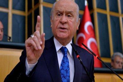 Türk bayrağı yırtan Yunan vekile Bahçeli'den tepki