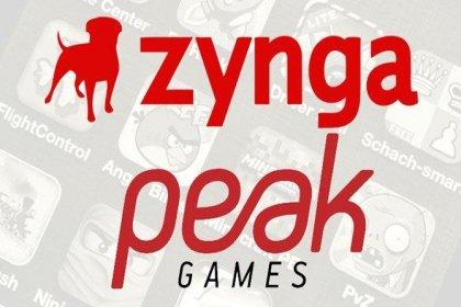 Türk oyun şirketi Peak 1,8 milyar dolara ABD merkezli Zynga'ya satıldı