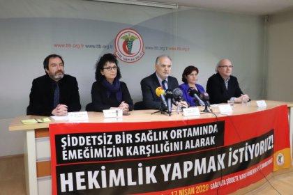 Türk Tabipleri Birliği Koronavirüs İzleme Grubu'ndan açıklama: Türkiye'de henüz vaka yok, ancak olma olasılığı yüksek