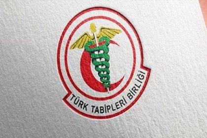 Türk Tabipleri Birliği'nden istifa yasağına tepki