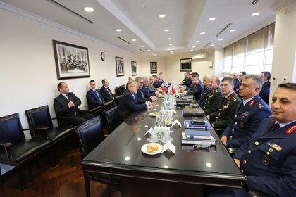 Türk ve Rus heyetleri, İdlib'deki durumu ele aldı