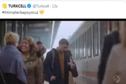 Turkcell'in reklam filmine acılı babadan tepki