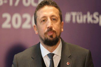 Türkiye Basketbol Federasyonu Başkanı Covid-19'a yakalandı