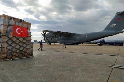 Türkiye Çad'a tıbbi yardım malzemeleri gönderdi