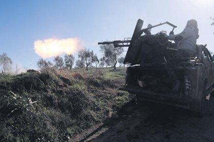 'Türkiye destekli muhalifler, İdlib'de Serakib ilçesinin kontrolünü sağladı'