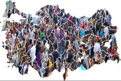 Türkiye'nin nüfusu 83 milyon 154 bin 997 kişi oldu