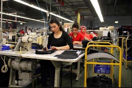 Türkiye'de istihdam edilen kadınların yüzde 41.3'ü kayıt dışı çalışıyor