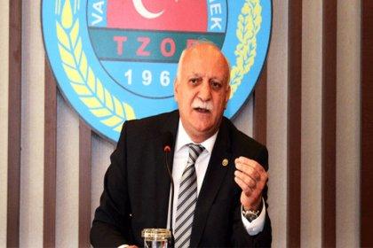 TZOB Genel Başkanı Bayraktar: 'Üretici fiyatlarında büyük bir düşüş var ancak tüketici fiyatlarına yansımıyor'