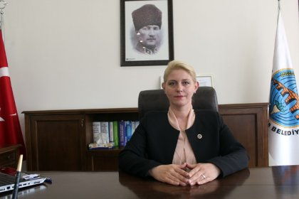 Uzunköprü Belediye Başkanı Özlem Becan'dan 'Türkan Saylan' paylaşımı