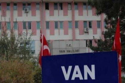 Van'da eylem yasağı 15 gün uzatıldı