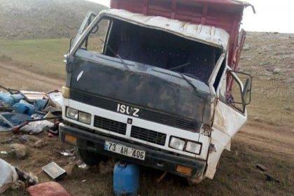 Van'da işçileri taşıyan araç devrildi: 1 ölü 17 yaralı