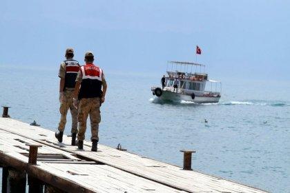 Van'daki tekne faciasında ölü sayısı 32'ye yükseldi