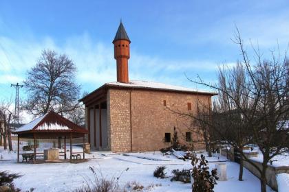 Yapım tekniği ile Türkiye'deki ender örneklerden biri: Mahmutbey Camii