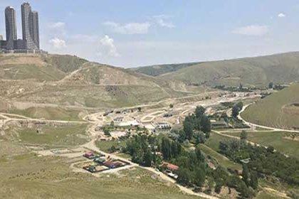 Yargı, Ankara'da tarım alanlarında yapılaşmaya izin vermedi