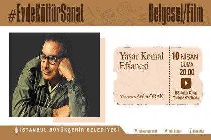 'Yaşar Kemal Efsanesi' belgeseli sanatseverlerle buluşuyor