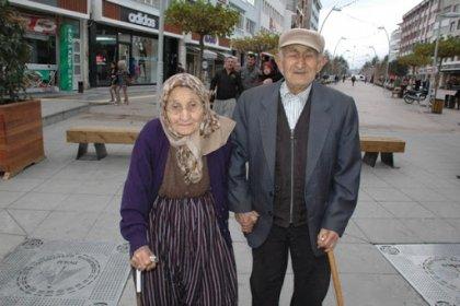 Yaşlı nüfus son beş yılda yüzde 21,9 arttı