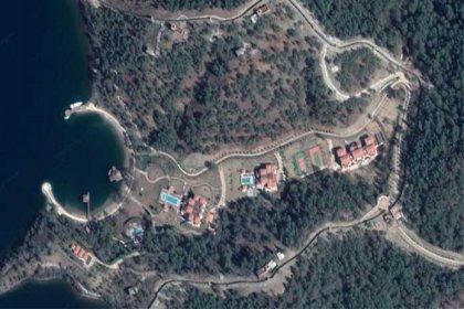 Yazlık saray için 27 hektar daha yapılaşmaya açıldı
