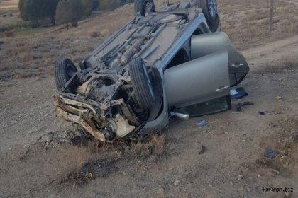 Yozgat'ta trafik kazası: 2 polis memuru hayatını kaybetti