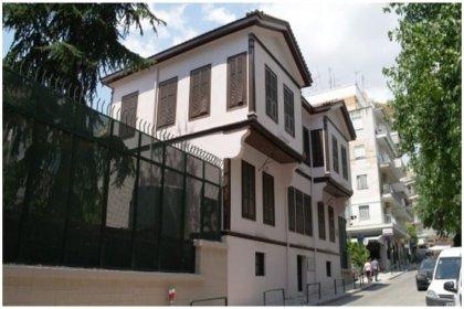 Yunanistan'da Atatürk'ün Selanik'teki evi 'soykırım müzesi' yapılsın talebi