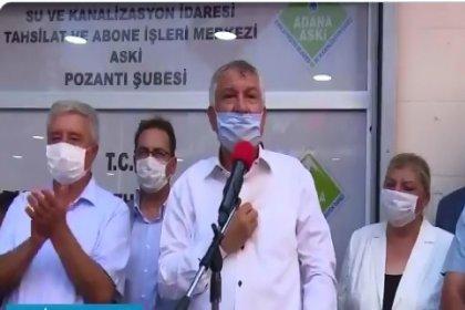 Zeydan Karalar Pozantı'da ASKİ'nin hizmet binasının açılışına katıldı