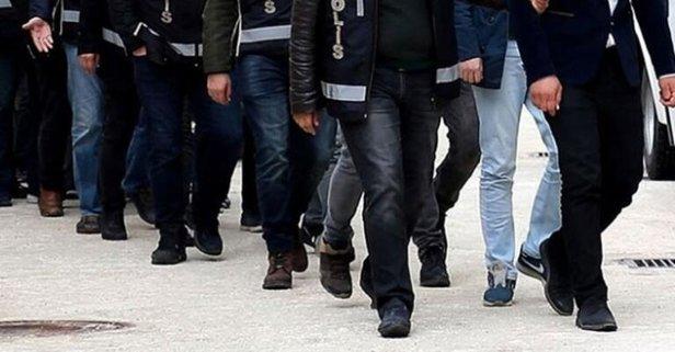 14 ilde  FETÖ operasyonu: 84 kişi gözaltında