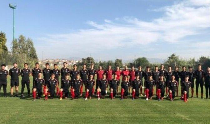 16 Yaş Altı Futbol Milli Takımı'nın aday kadrosu belli oldu