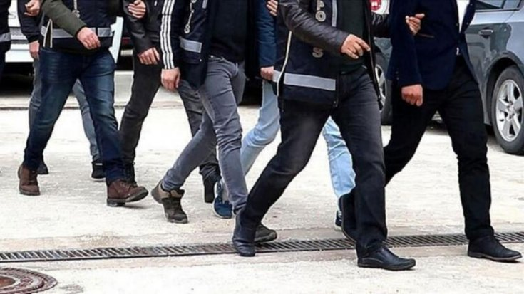32 ilde 'FETÖ' operasyonu: 47 polis gözaltında