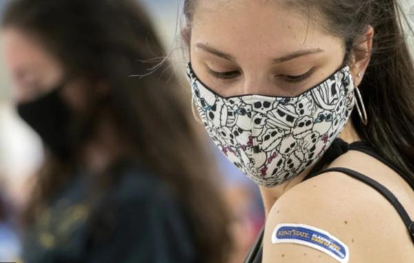 ABD'de aşı olanlara maske zorunluluğu kalkıyor