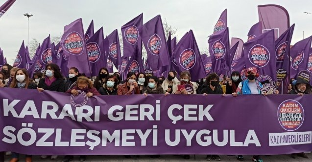AB'li bakanlardan Türkiye'ye İstanbul Sözleşmesi çağrısı