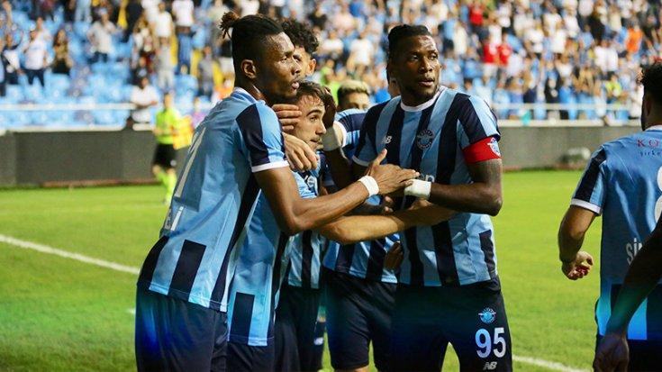 Adana Demirspor 4-0 Gaziantep