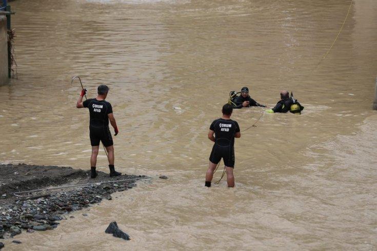 AFAD'dan Artvin açıklaması: Kayıp 1 vatandaşımızı arama çalışmaları 140 arama kurtarma personeliyle sürdürülüyor