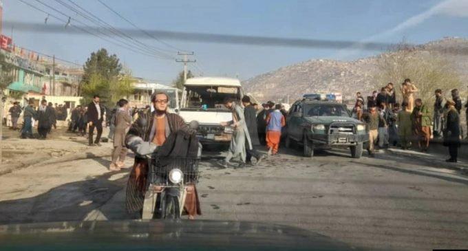 Afganistan'da camiye bombalı saldırı: En az 12 kişi hayatını kaybetti