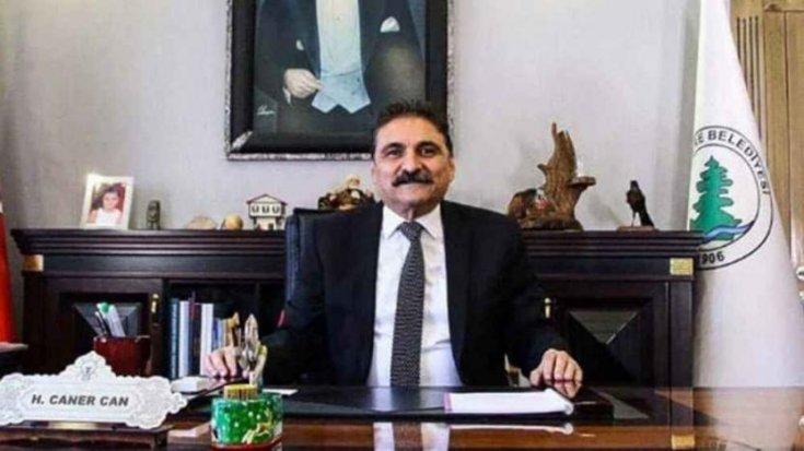 """""""AKP İlçe Başkanı"""" referanslı işe alım"""