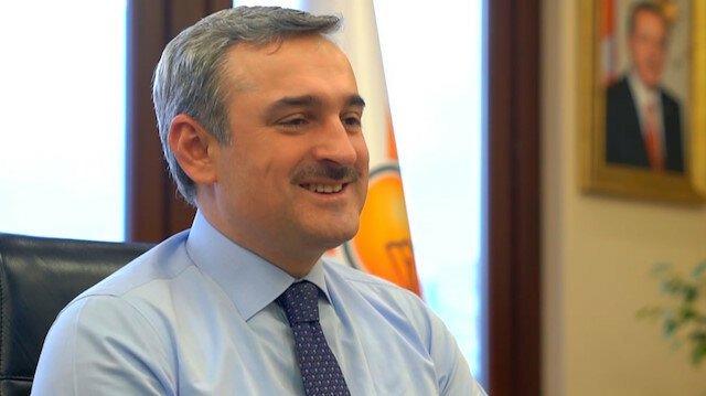 AKP İstanbul il başkanı Bayram Şenocak adaylıktan çekildi