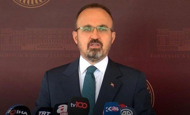 AKP'li Bülent Turan 'Kulis bilginiz doğru değil' dedi, BBC Türkçe'den açıklama geldi: 'Haberin arkasındayız'