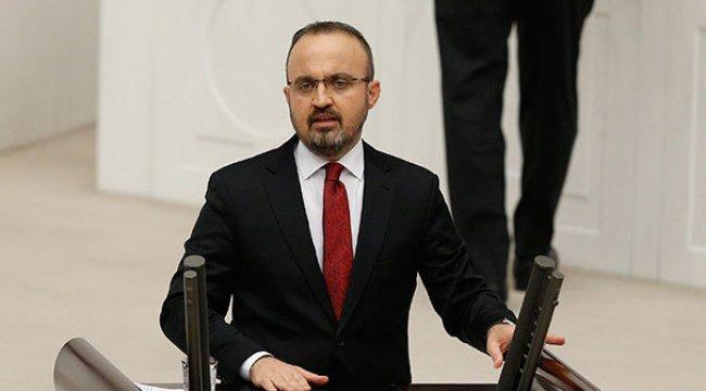AKP'li Turan: Sağcı da solcu da biziz