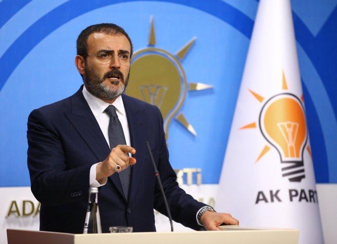AKP'li Ünal: 'Türkiye'ye Fransa'dan, Almanya'dan baktığınızda bir süper güç görüyorsunuz'