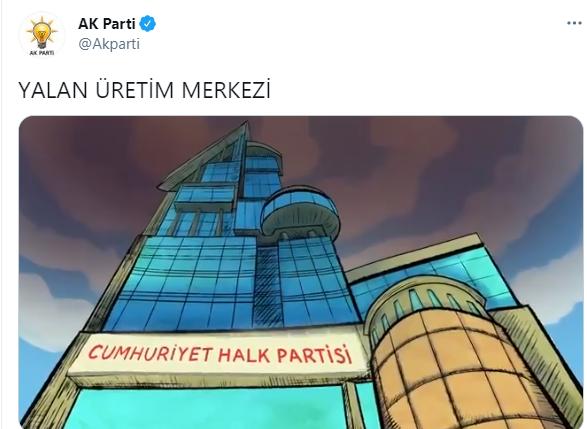 AKP'nin CHP'yi hedef aldığı video ters tepti: '128 milyar dolar nerede?' sorusu sosyal medyada 1. sıraya yerleşti