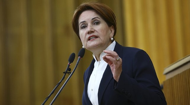 Akşener'den HDP'li seçmene 'Allah onların oylarının belasını versin' diyen Özhaseki'ye tepki: 'Böyle izansızlık olmaz, kendinize gelin'