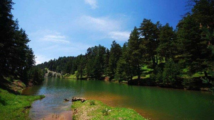 Aksu Göleti üçüncü tescilli tabiat parkı oldu