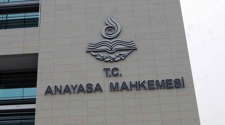Anayasa Mahkemesi'nin kuruluş yıl dönümü töreni Covid-19 nedeniyle ertelendi