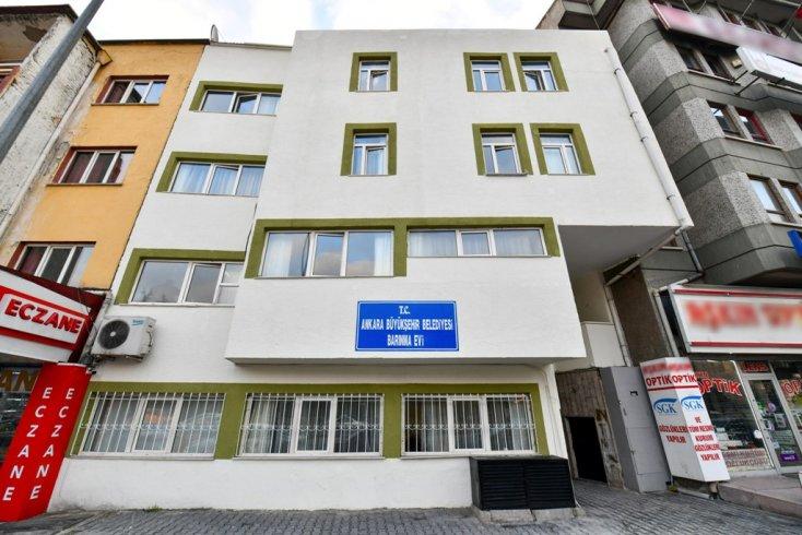 Ankara Büyükşehir Belediyesi'nden kimsesiz yurttaşlara ücretiz barınma hizmeti
