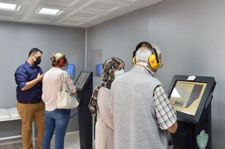 Ankara Büyükşehir Belediyesi'nden ücretsiz işitme testi