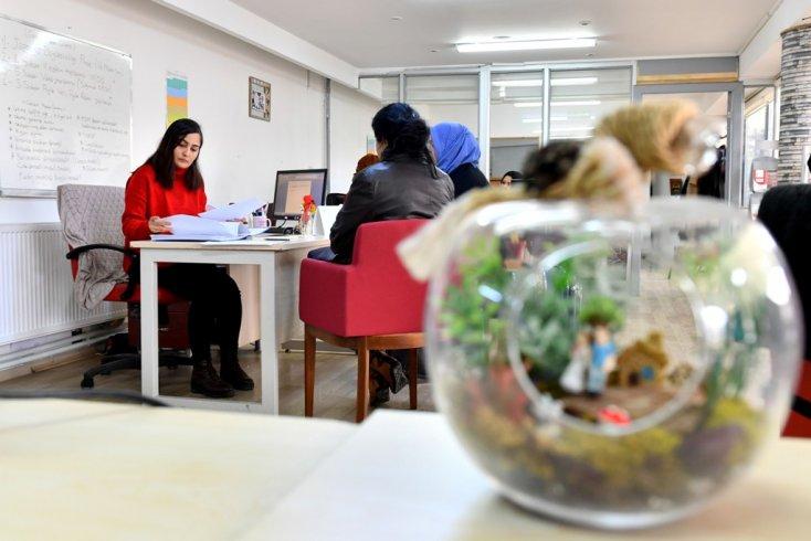 2020'de Ankara'da yaşayan kadınların yüzde 35'i fiziki, yüzde 42'si ise psikolojik şiddet gördü