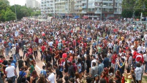 Antalya'daki 'Gezi Davası'nda 40 kişiye hapis cezası